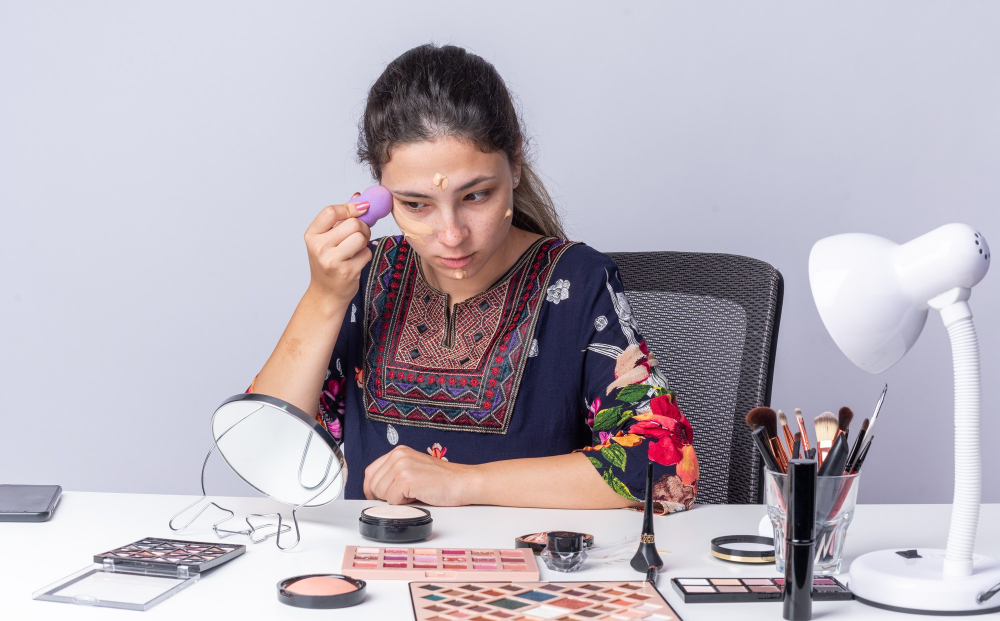 Doing Your Makeup In The Wrong Lighting